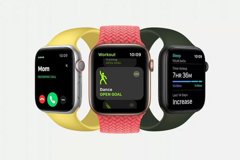 اپل واچ روی سنجش و نمایش فعالیتهای هوازی کاربر حساستر میشود
